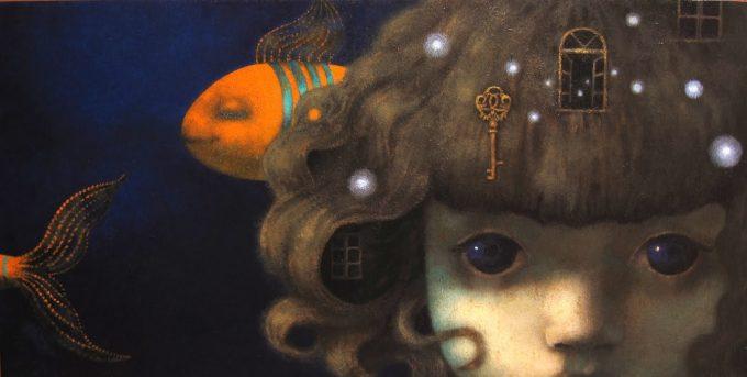 """""""Si chiama Mariluna perchè è nata in una sera di plenilunio....e perchè i suoi occhi sono del colore del mare addormentato"""""""