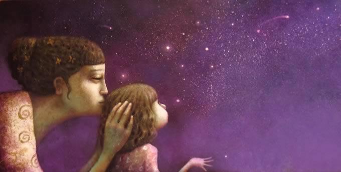 """""""...e che se il suo mondo fosse il nostro mondo lei non sarebbe Mariluna"""""""