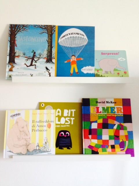 Librerie per bambini do it yourself for Ikea libreria bambini