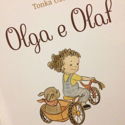 Olga e Olaf_Copertina