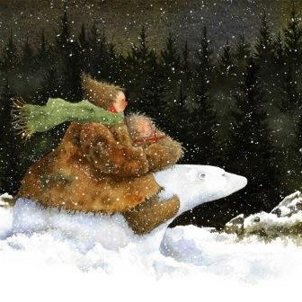 It's snowing2
