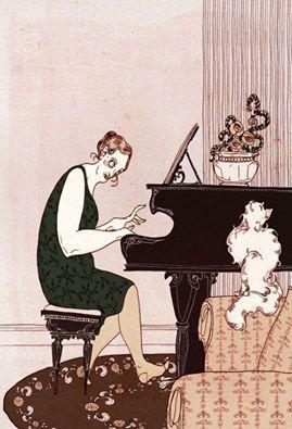 Illustrazione di Kate Baylay per la versione originale inglese del racconto