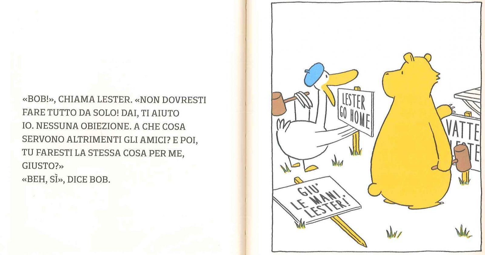 Le avventure di Lester e Bob - Könnecke Ole - Beisler Editore