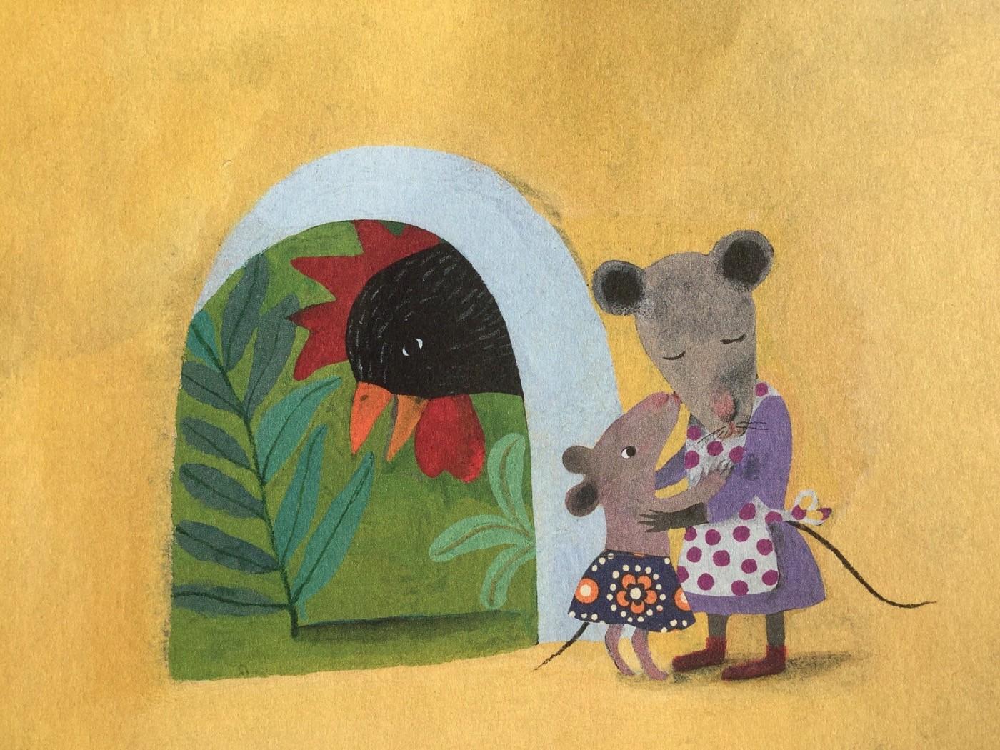 In una famiglia di topi