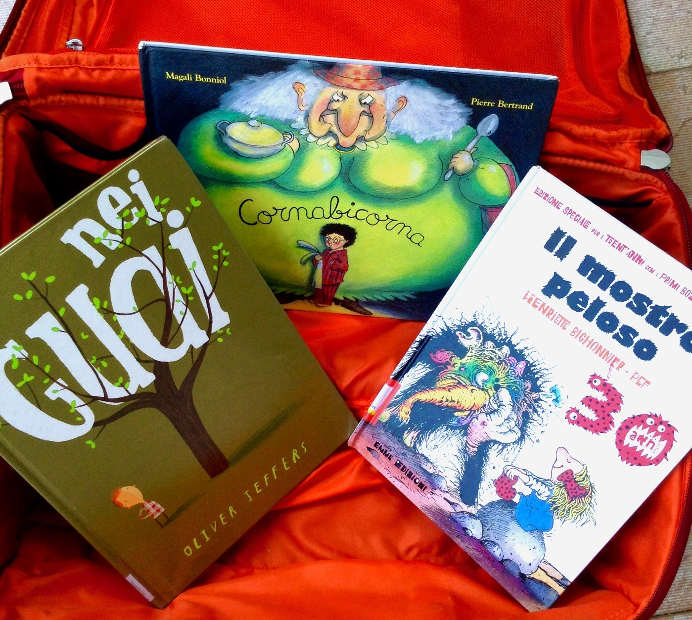 Libri per divertire