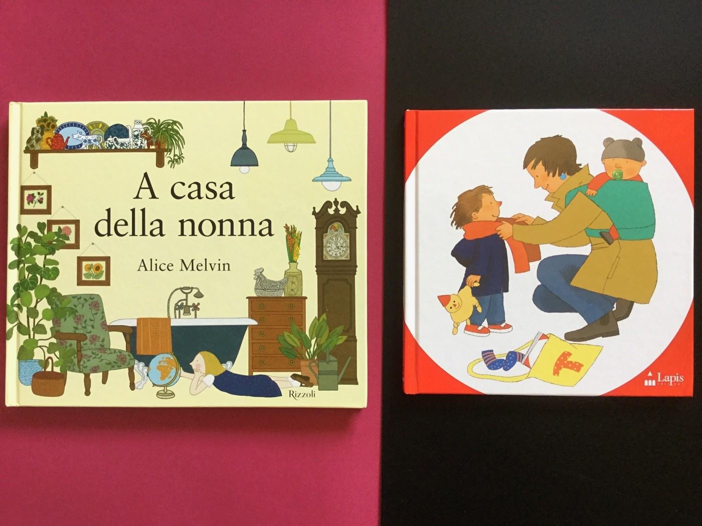 libri sui nonni