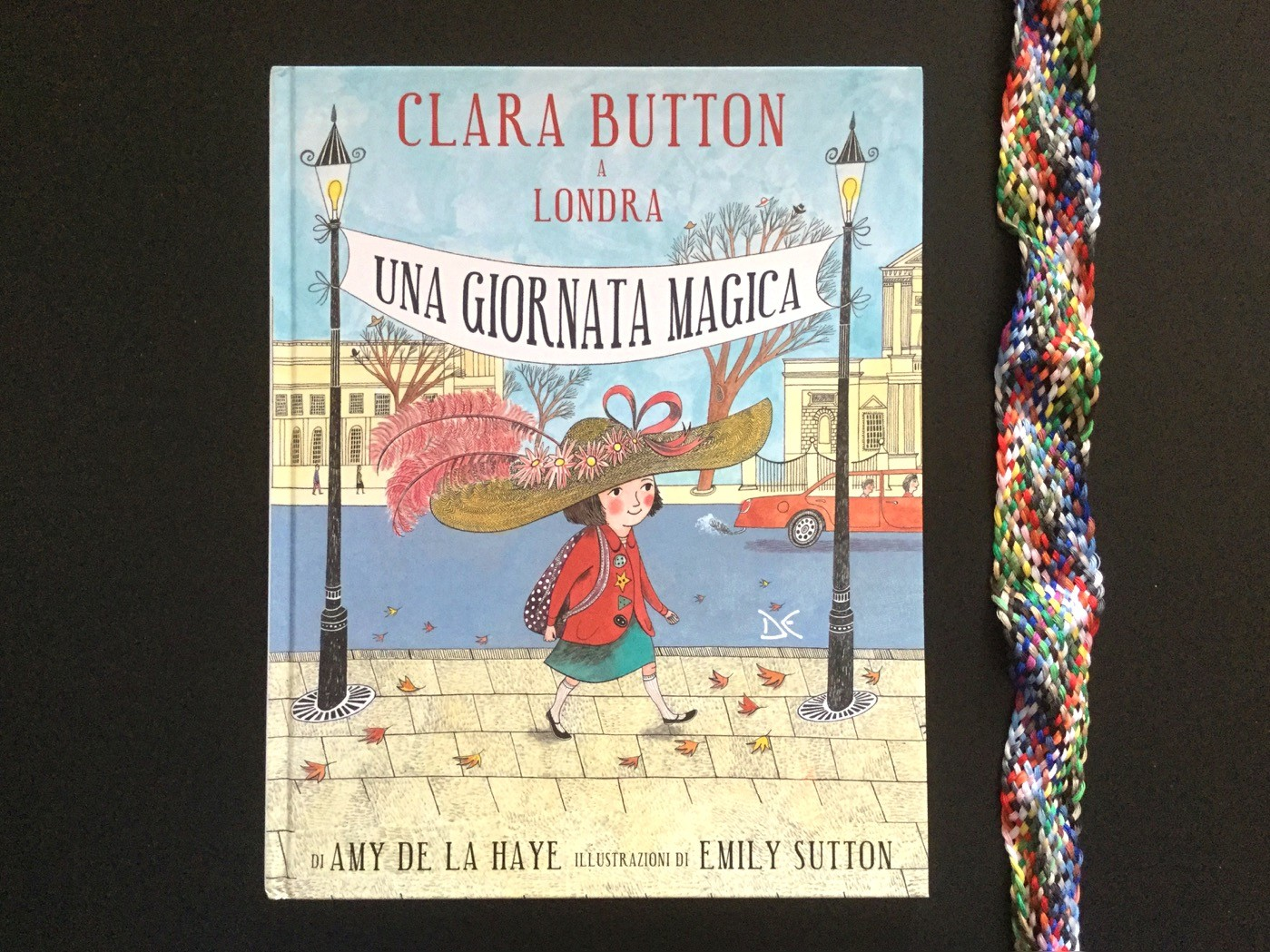 Clara Button Emily Sutton