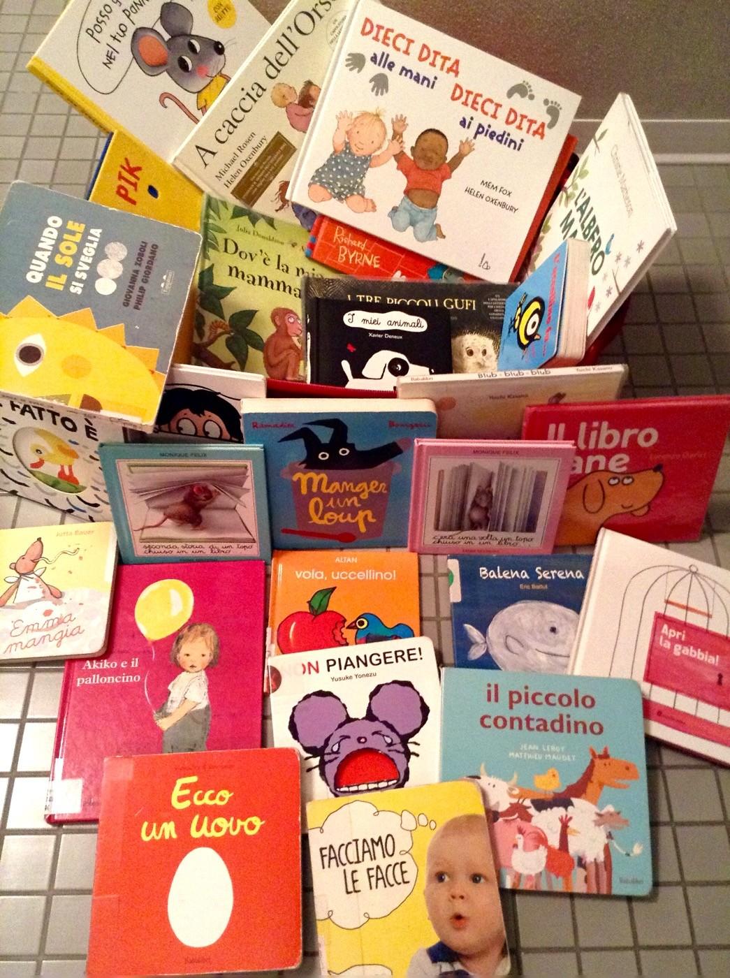 Libri per piccolissimi