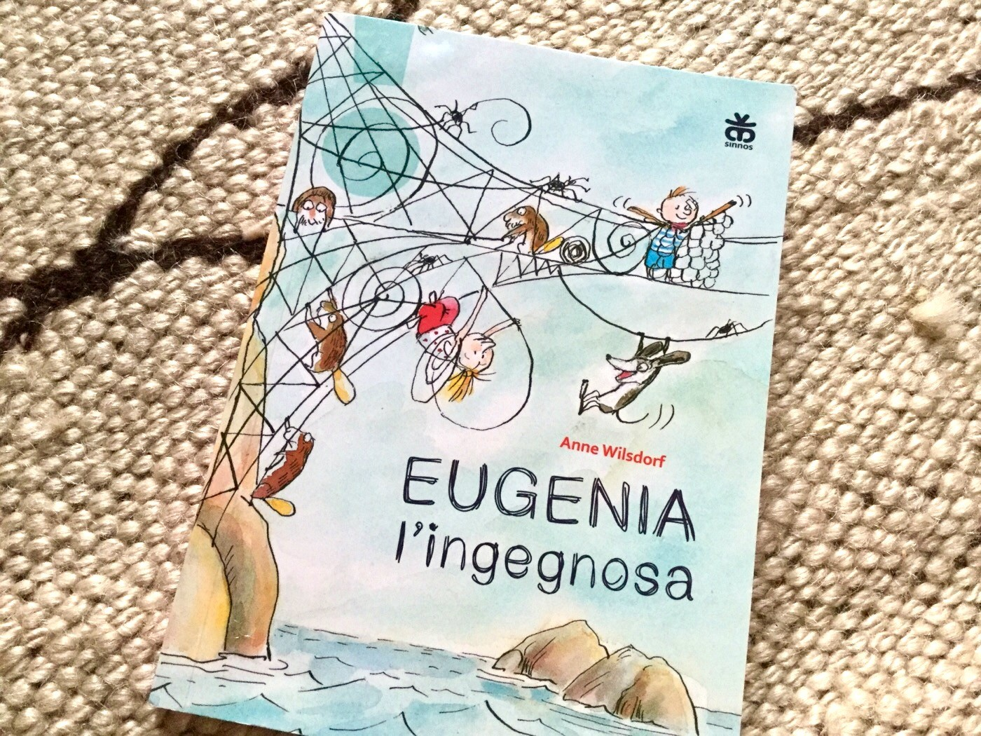 EUGENIA L'INGEGNOSA Anne Wilsdorf - Sinnos - 2016