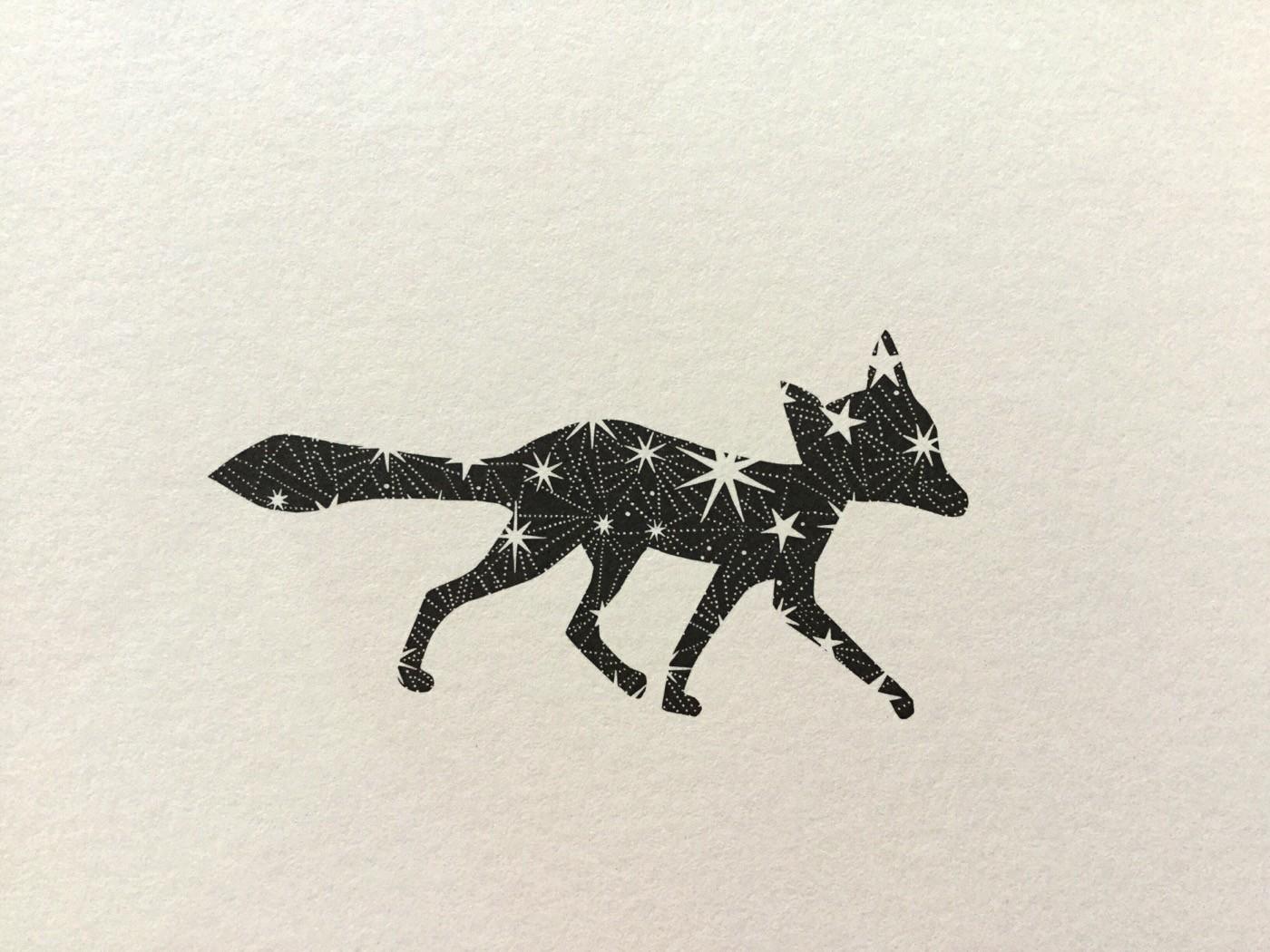 La volpe e la stella, Coralie Bickford-Smith, Salani -Galline Volanti