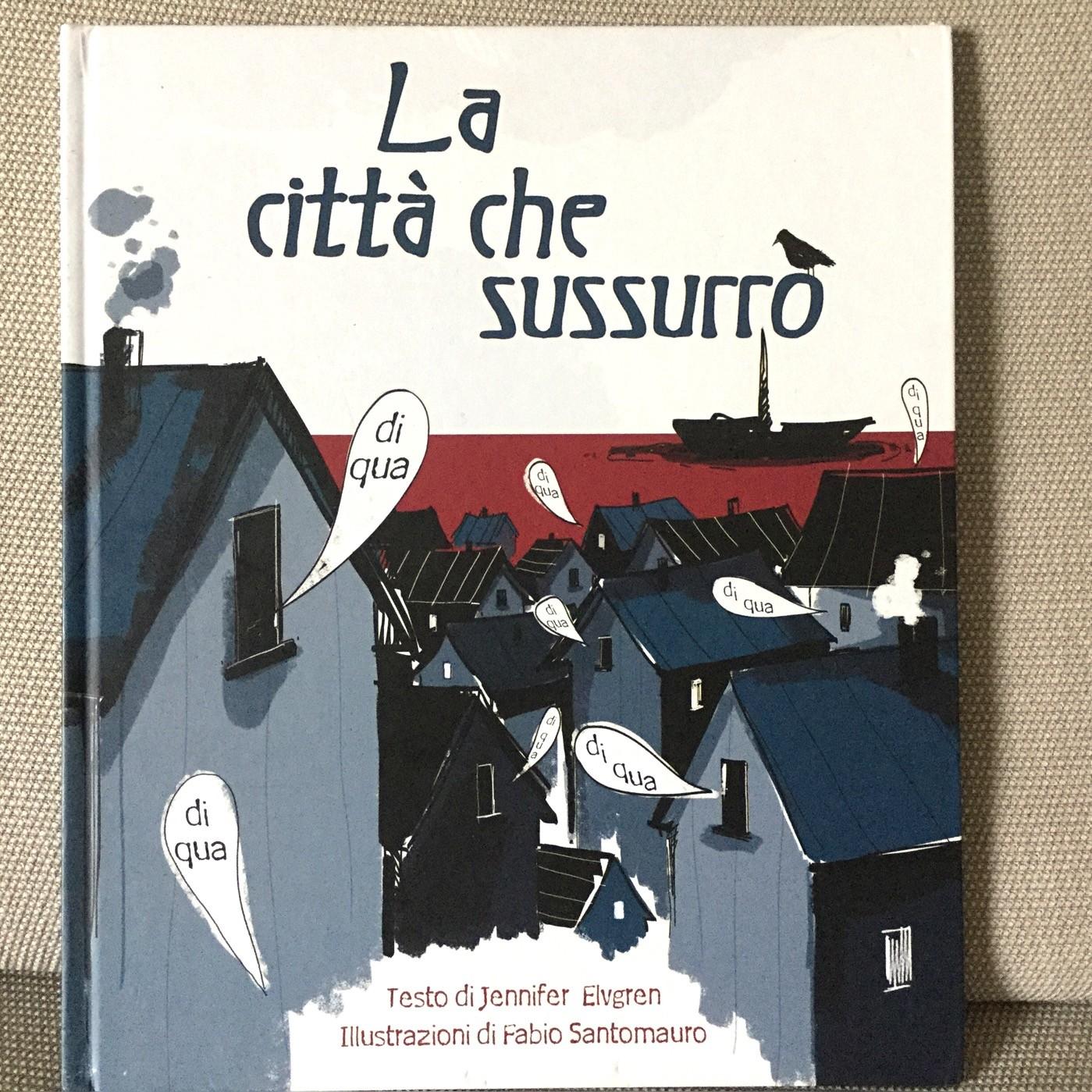 città-sussurrò-Giuntina-Santomauro-Galline-Volanti