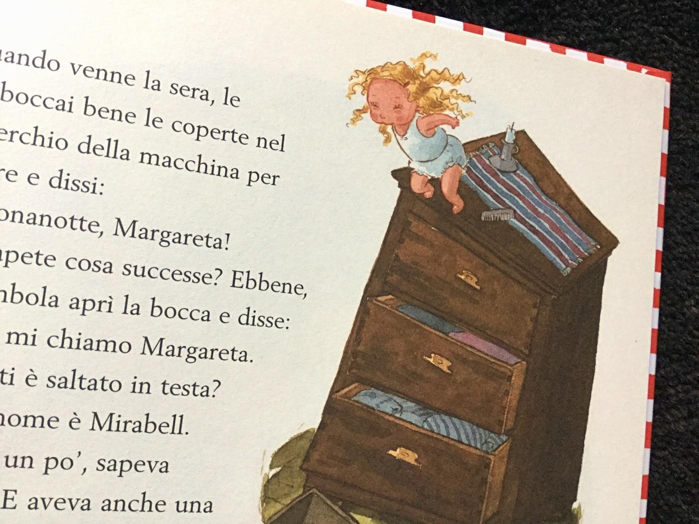 Mirabell - Astrid Lindgren