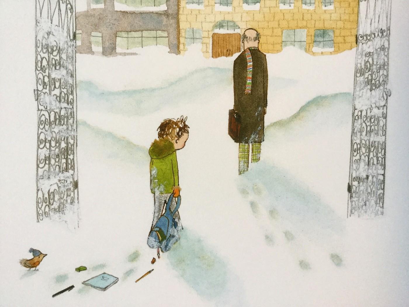 Un'eccezionale nevicata | Curtis | Cobb | Gallucci | Galline Volanti