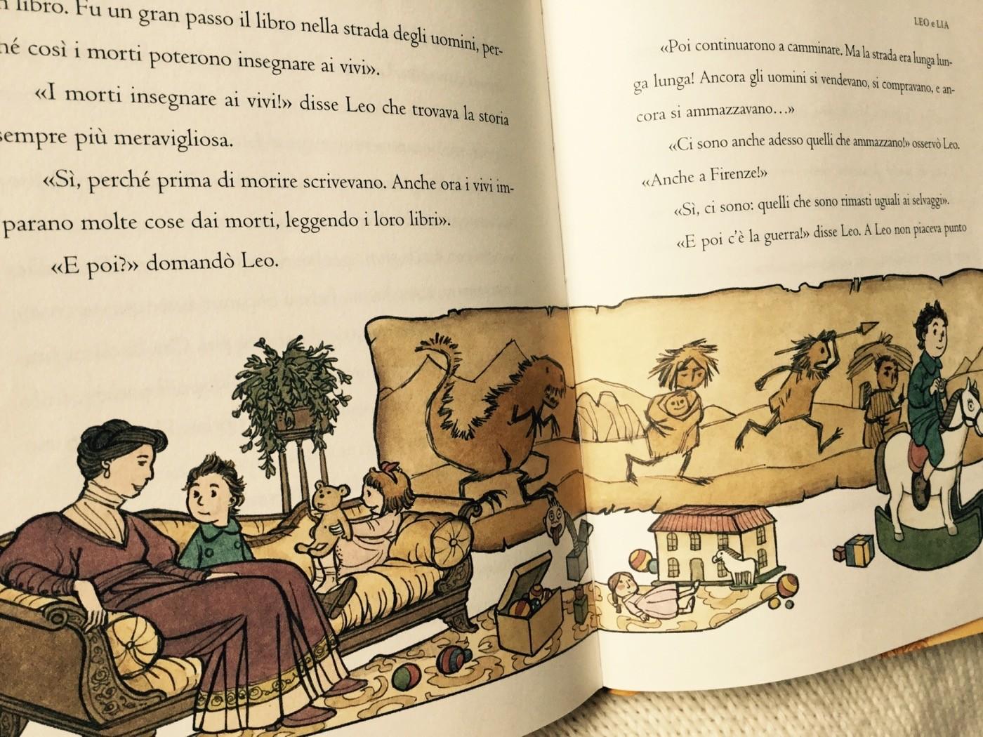 Leo e Lia | Laura Orvieto e Vanna Vinci |Giunti | Galline Volanti