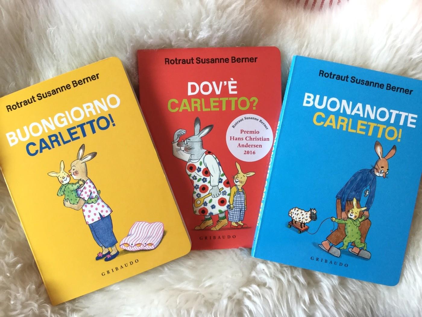 Carletto, Susanne Rotraut Berner - Gribaudo - Galline Volanti