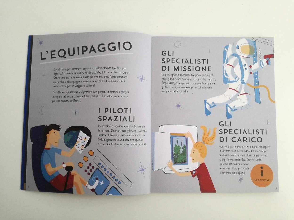 Apprendista astronauta | S. Martin, J. Farley | Editoriale Scienza - Galline Volanti