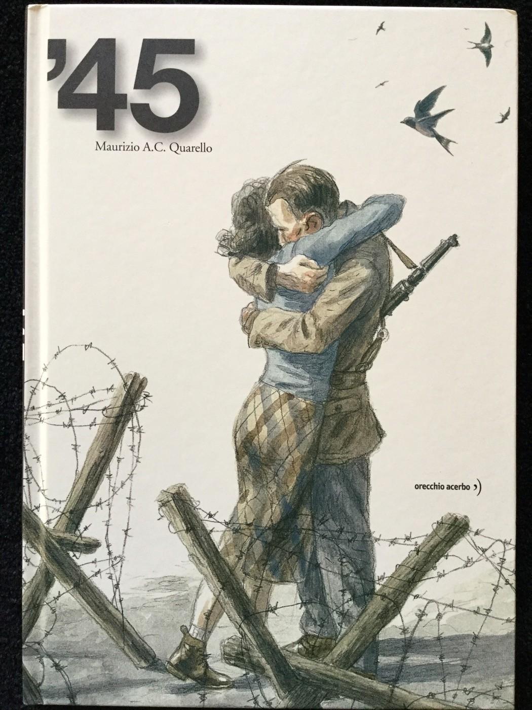 '45 | Maurizio A.C. Quarello | Orecchio Acerbo - Galline Volanti