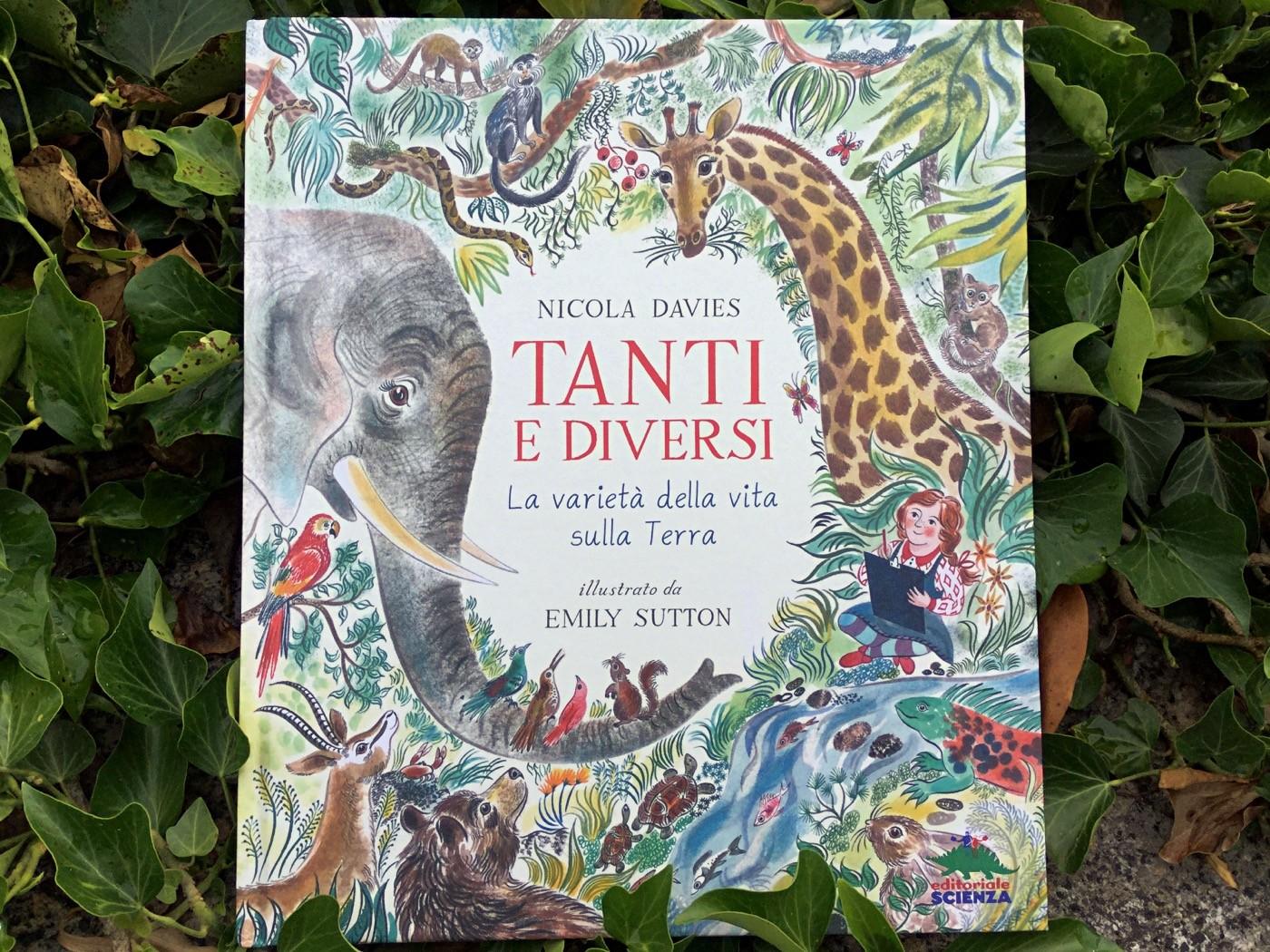 Tanti-diversi-nicola-davies-emily-sutton-editoriale-scienza-galline-volanti