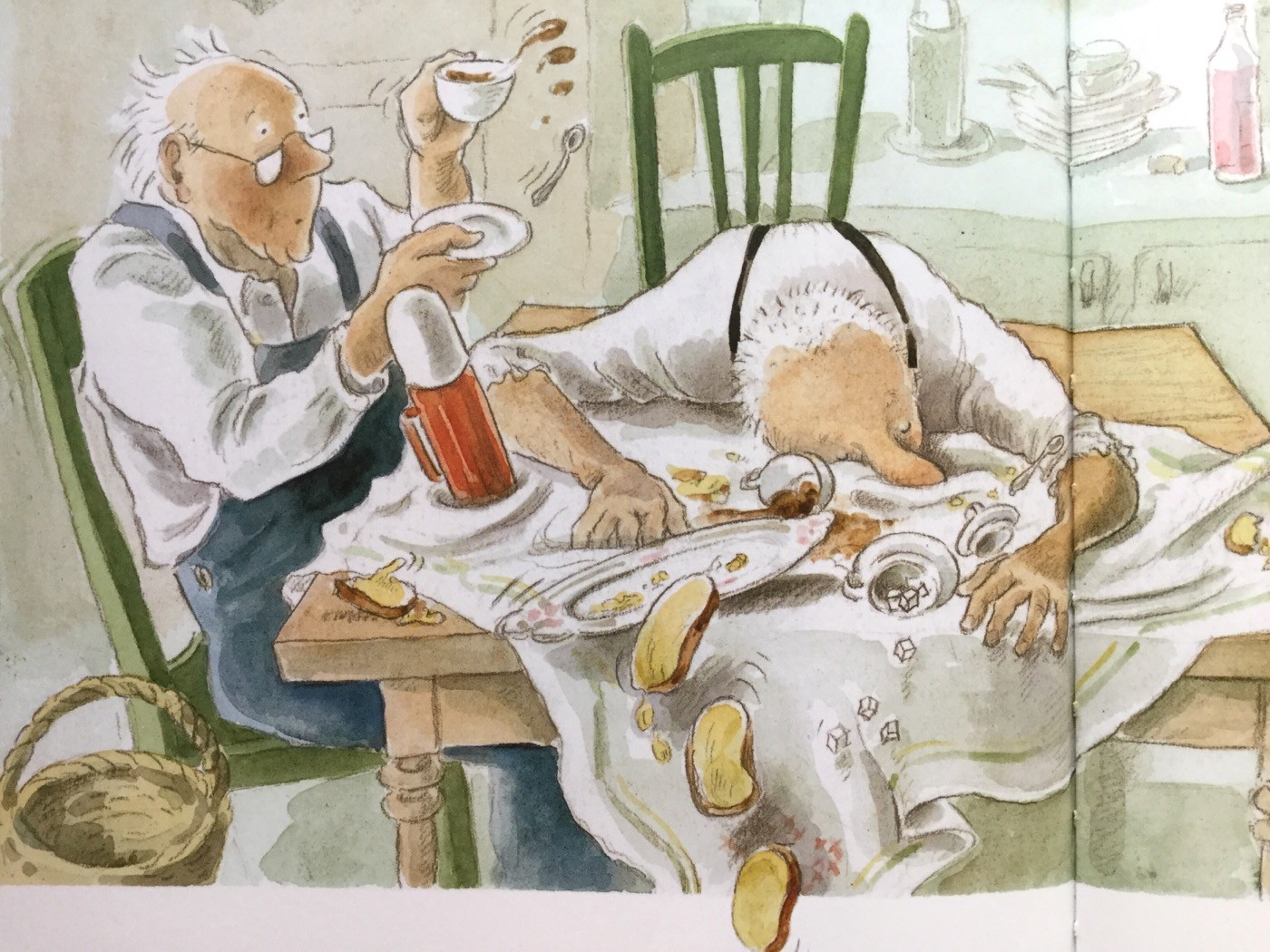 Stinas-sommer-lena-anderson-galline-volanti