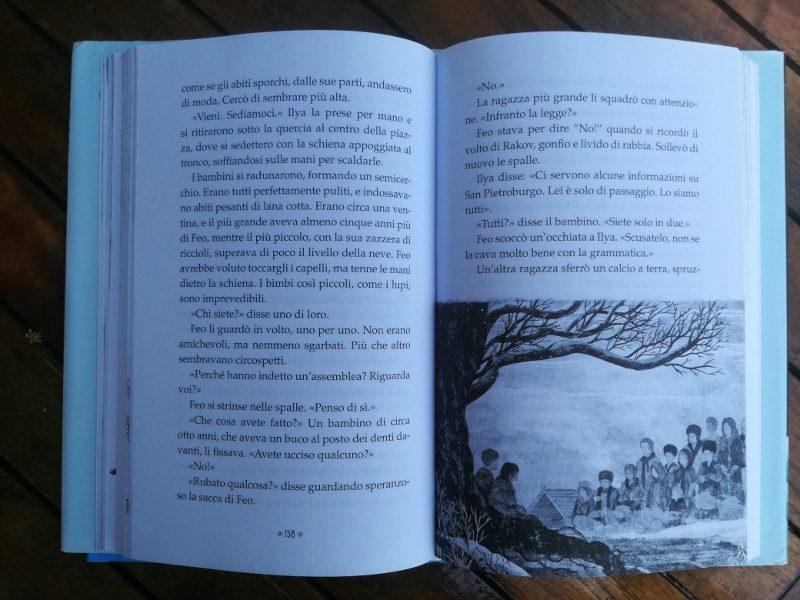 La ragazza dei lupi | Katherine Rundell | Rizzoli