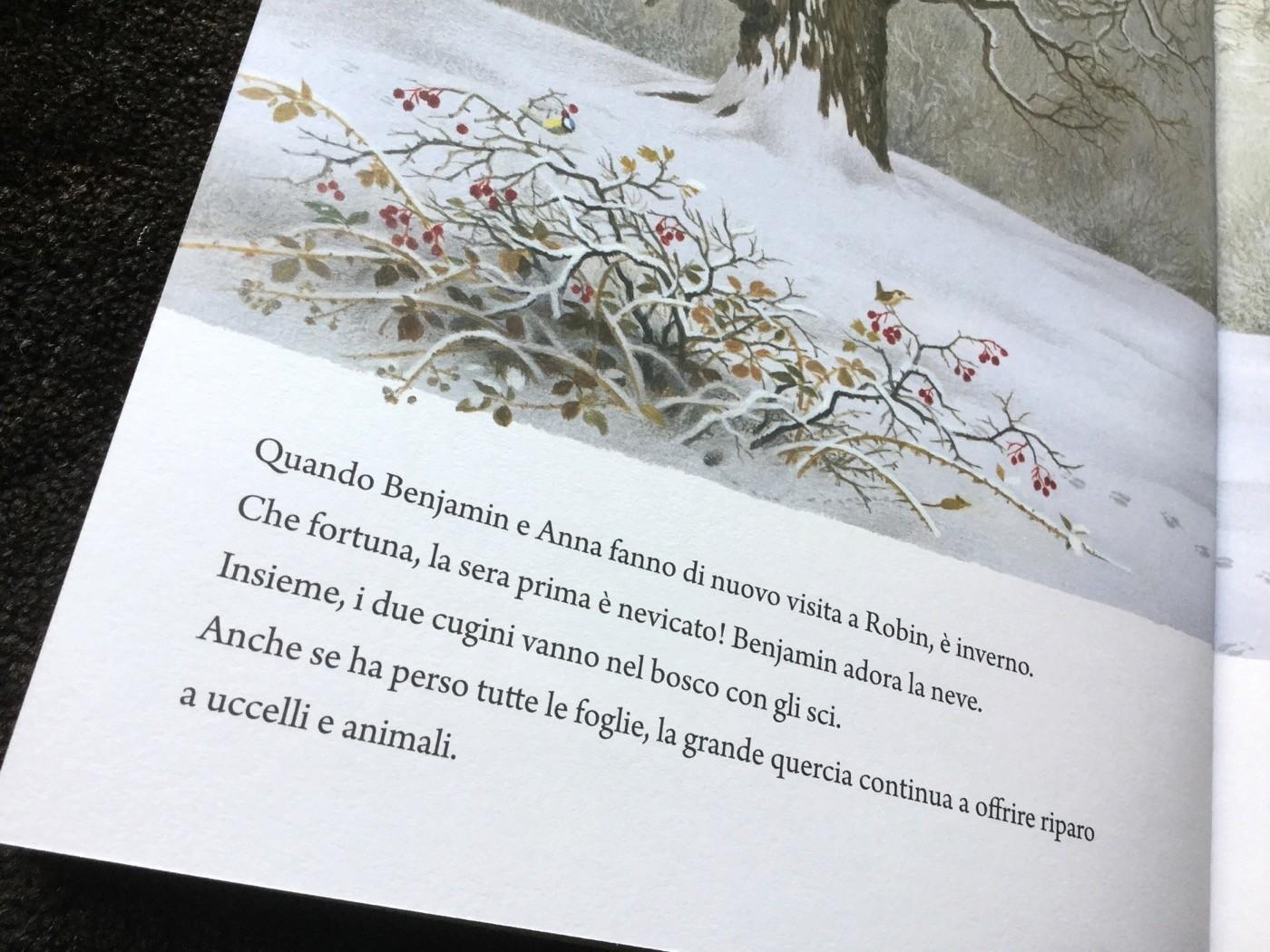 La grande quercia di Gerda Muller edito da Natura e Cultura Editrice recensito da Galline Volanti