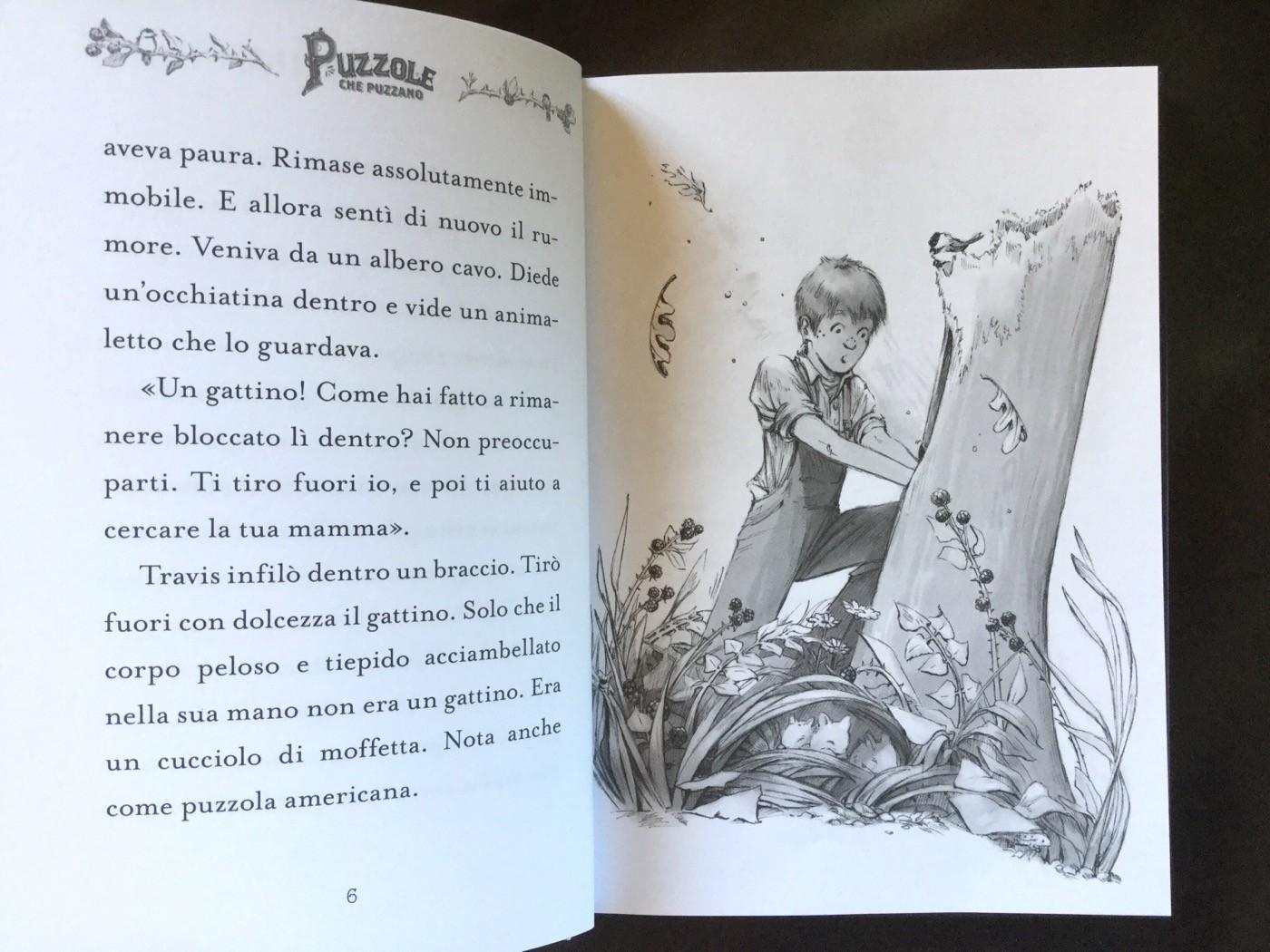 Puzzole-che-puzzano-calpurnia-jacqueline-kelly-nord-sud-edizioni-galline-volanti