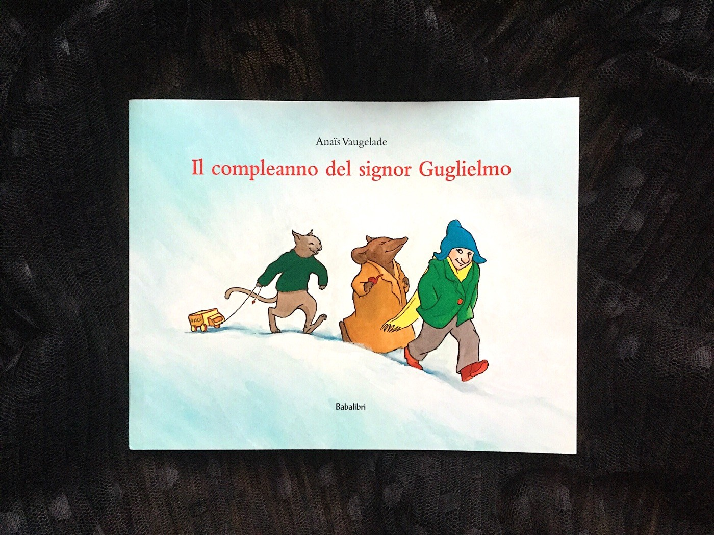 Compleanno-signor-guglielmo-Anais-Vaugelade-Babalibri-Galline-Volanti
