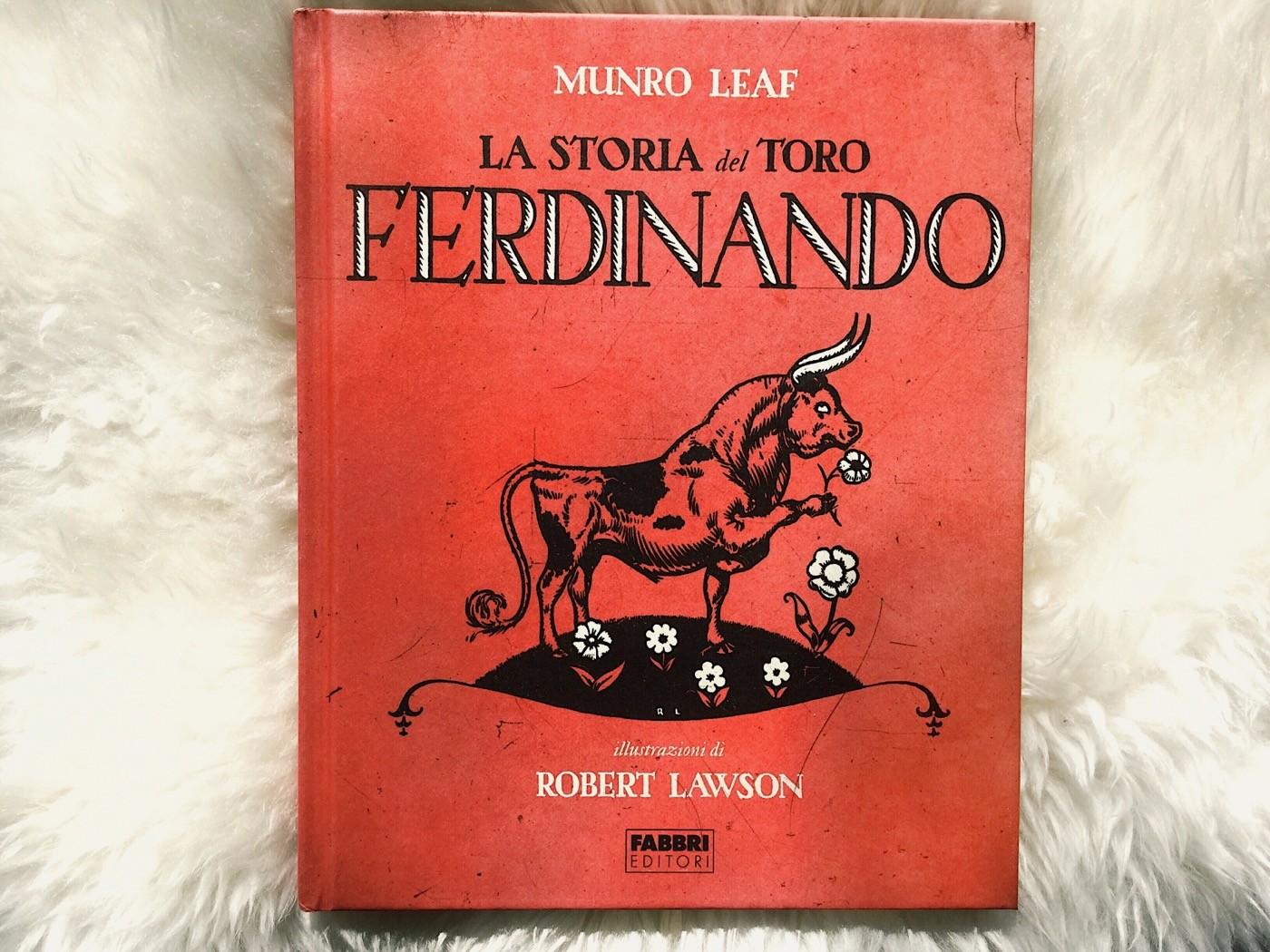 Storia-Toro-Ferdinando-Munro-Leaf-Robert-Lawson-Fabbri-Editori-Galline-Volanti