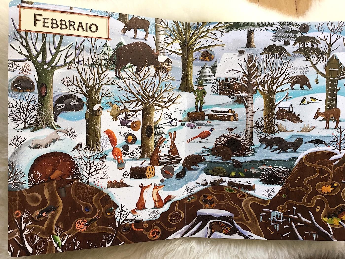 Anno-foresta-Emilia-Dziubak_Fabbri-Editori-Galline-Volanti