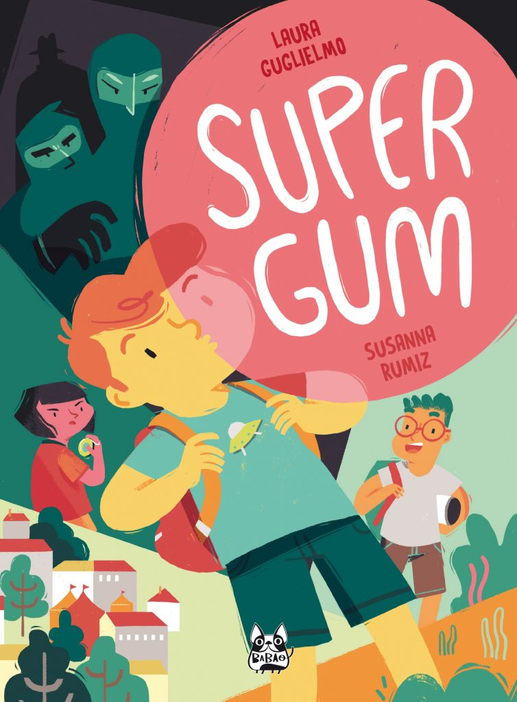 SUPERGUM | Guglielomo - Rumiz | Baopublishing