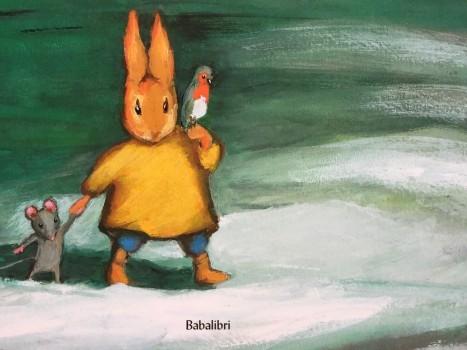 Copertina coniglietto