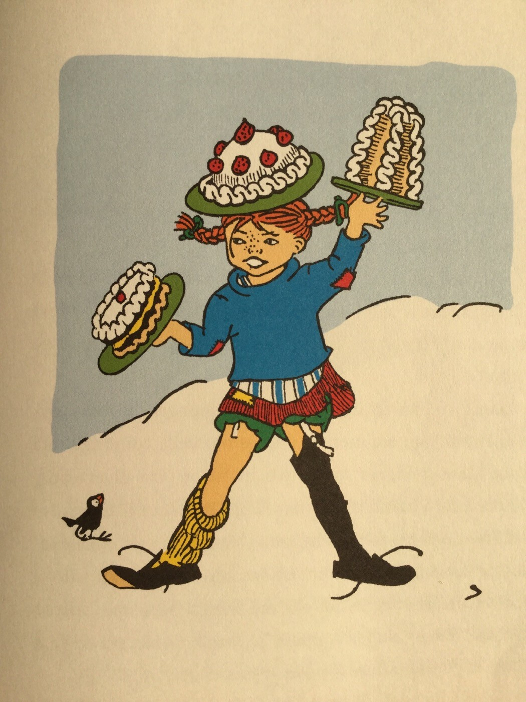 Il Natale di Pippi