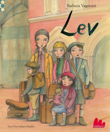 Lev - Barbara Vagnozzi - Gallucci Editore