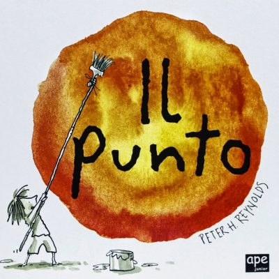 Il punto - Peter Reynolds - APE Junior