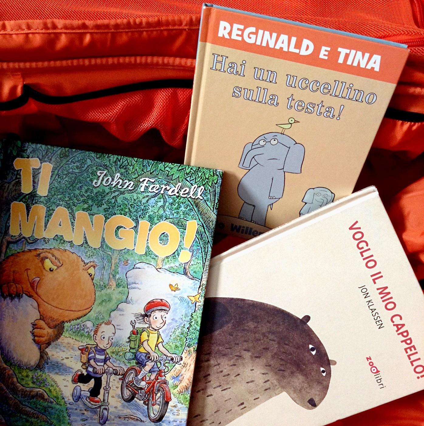 Libri divertenti da leggere ad alta voce