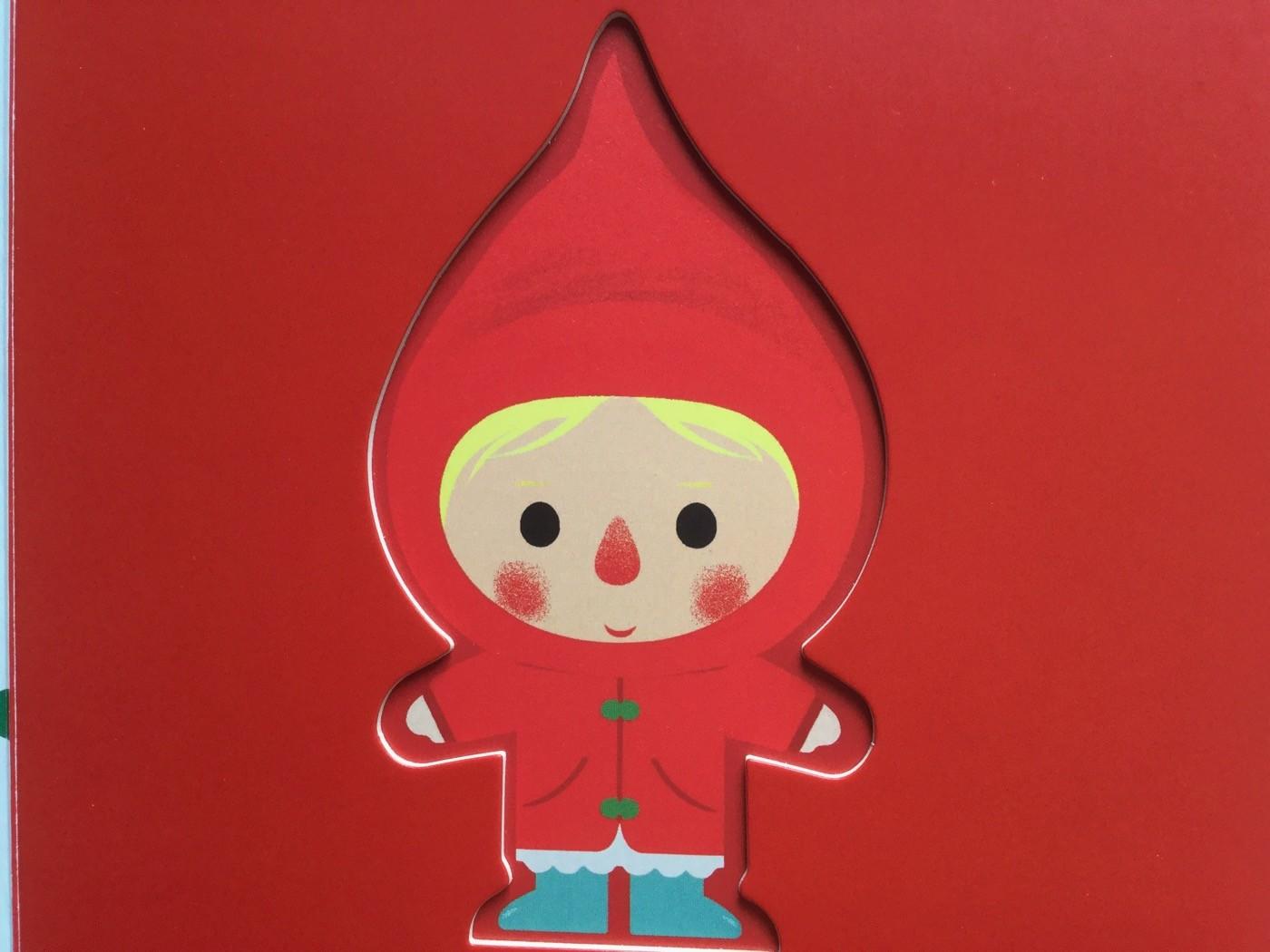 Cappuccetto rosso di Xavier Deneux